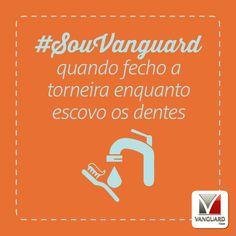 Não espere a fonte secar para dar valor! Pequenas mudanças de hábito podem ter grandes consequências positivas.  #SouVanguard