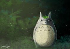 Il mio vicino Totoro By Michele Livrieri