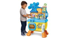 Holiday Gift Guide, Holiday Gifts, Play Kitchen Sets, Blues Clues, Z Arts, Rugrats, Spongebob Squarepants, Hottest Toys, Bucket