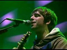 Oasis - The Masterplan (Live@ Maine road 96)