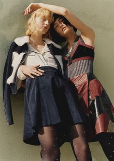 Rodarte x   Other Stories Lookbook by Harley Weir - The Fashion Dose Achats  En Ligne 3696da1135a8