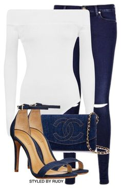 Untitled #694 by styledbyrudy on Polyvore featuring polyvore fashion style WearAll Schutz clothing