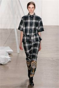 Sfilata SUNO New York - Collezioni Autunno Inverno 2013-14 - Vogue