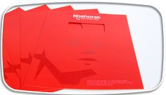 bjvh strategie, branding en creatie Spotted UV printwork on 5% black! cover for anual reports