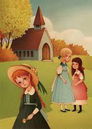 Картинки по запросу Anne of Green Gables - ELI Readers 2013