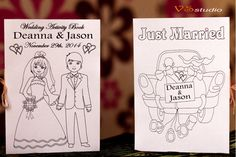 Wedding Activity Book Printable  Kids Wedding by VSstudio on Etsy