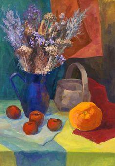 Dedication to Cezanne: love my fruits