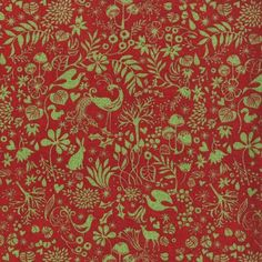 Gorgeous fabric by Basic Grey, from Backstitch