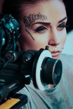Blank Is Boring Featuring Monami Frost (Video) #tattoo #tattoos #ink #art #inkbutter #tattooblog #inspiration