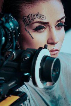 Blank Is Boring Featuring Monami Frost (Video) #tattoo #tattoos #ink #art #inkbutter #tattooblog #inspiration