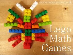 lego math games by www.nurturestore.co.uk, via Flickr