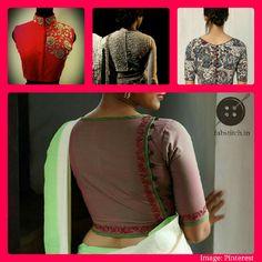 Sarees tels hand craft and zari saree blouses readymade stylish cotton saree blouse designs 6 best cotton saree blouse designs Latest 33 Best Cotton Saree Blouse Best Kalamkari Blouse … Cotton Saree Blouse Designs, Saree Blouse Neck Designs, Fancy Blouse Designs, Saree Blouse Patterns, Patch Work Blouse Designs, Choli Designs, Shirt Designs, Sari Design, Stylish Blouse Design
