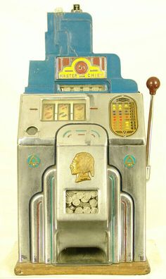 Mills Slot Machine Restoration Antique Slot Machine