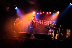 Ralf Muller and his industrial rock band 22HERTZ are those who are going to copyright a song into the bitcoin blockchain.
