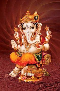 Ganesh Chaturthi Photos, Happy Ganesh Chaturthi Images, Shri Ganesh Images, Ganesha Pictures, Baby Ganesha, Ganesha Art, Lord Rama Images, Ganesh Photo, Ganesh Lord