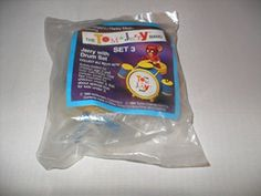 Vintage 1989 Tom & Jerry Band Jerry with Drum Set (Set 3) McDonald's Happy Meal McDonald's 1989 http://www.amazon.com/dp/B00MSF27I8/ref=cm_sw_r_pi_dp_S3Z8tb0B98QAN