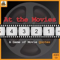 At the Movies: A Game of Movie Quotes