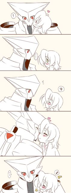 marin to melan Anime Kiss, Anime Comics, Anime Love, Marines, Robot, Ships, Romance, Cartoon, Superhero