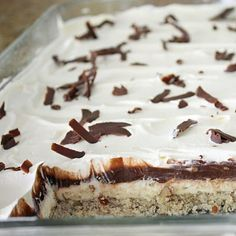 Four Layer Yummy!...I need to try this!