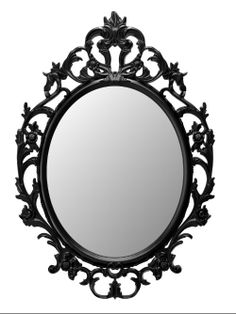 IKEA Fan favorite: UNG DRILL mirror. With its beautiful design and ability to be placed in high humidity areas, this mirror looks great in any room.
