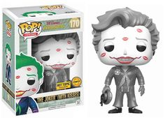 Funko POP DC Comics Bombshells: Joker with Kisses Hot Topic Exclusive! The Joker (With Kisses), from the popular DC Comics Bombshells line, is given a fun, and funky, stylized look as an adorable collectible Pop! vinyl figure from Funko! Harley Quinn, Joker And Harley, Pop Figurine, Figurines Funko Pop, Funko Figures, Funk Pop, Pop Vinyl Figures, Dc Comics Bombshells, Geeks