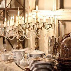 antique wedding china