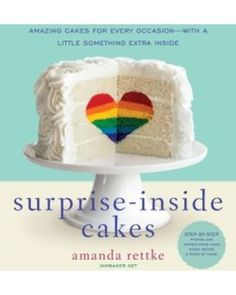 It s what s inside that counts! Surprise your friends and family with these stunningly inventive cakes, including easy-to-follow instructions that even a beginner can master. For Amanda Rettke, founder of iambaker.net, every cake is a gift to be shared, a special treat that should be lovingly prepared