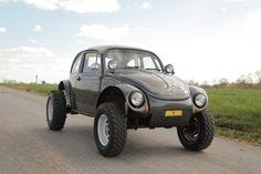 Clean and simple Baja Bug Car Volkswagen, Vw Cars, Vw Dune Buggy, Dune Buggies, Vw Baja Bug, Hot Vw, Sand Rail, Beach Buggy, Vw Beetles
