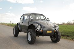 This is exactly the stance/look I want on my Baja