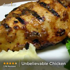 Unbelievable Chicken