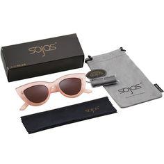 941e3d9053 Sunglasses women Accessories CatEye Style 2017 Brand Designer Fashion  Shades bla in Clothing