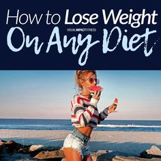 """You don't have to go on a specific type of diet in order to lose weight. Everyone's body is different, and what works for one person might not work for another. That's why it makes sense that there isn't an """"ideal"""" diet out there that will work perfectly for everyone. This blog post breaks down the pros and cons of some popular diets so you can see which one might be best suited to your needs! Types Of Diets, Make Sense, Flat Belly, Weight Loss Tips, How To Lose Weight Fast, What Works, Lost, Exercise, Popular"""