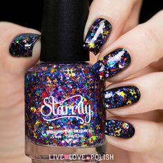 Starrily Galaxy Nail Polish