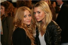 Mary Kate and Ashley Olsen. aka my bffs