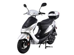 New TaoTao Gas Powered 50cc Moped - ATM50-A1 - M.S.R.P. $1598.00