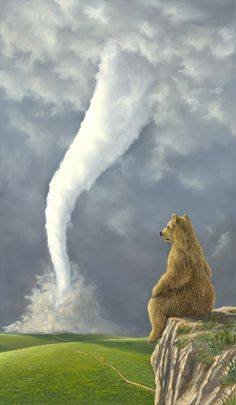 for my wish list of bear paintings.  Robert Bissell - Contemporary fine art and prints