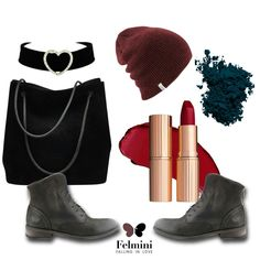 You Choose | Black and red time for your choices :D  FELMINI <3 Winter 2017 :)  #felminifallwinter201617 #felmini #felminiboots #newcollection #womanstyle #fw #news #youchoose #raindays #brilliant #boots #Bomber8497