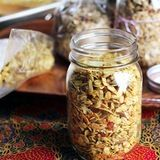 Curry Coconut Savory Granola