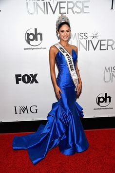 All of Miss Philippines Pia Wurtzbach's Looks for Miss Universe 2015 Miss Universe Gowns, Miss Universe 2015, Miss Universe Philippines, Miss Philippines, Top Wedding Dresses, Formal Dresses, Miss Mundo, Cami Mendes, Couture Sewing Techniques