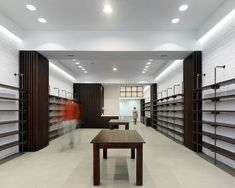 Edra pharmacy by Indigo Arquitectura, Pontevedra, Spain #pharmacy #farmacia