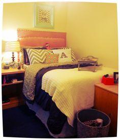 Frugal dorm room decor ~ Oklahoma State University
