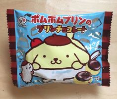 Fujiya, Pom Pom Pudding Pudding Chocolate 1 pack is 36g, Japan candy, S6 #Fujiya