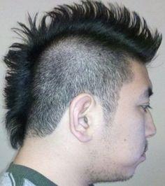 Men's Haircut Mohawk | Yelp #ayladavis #ayla #willowglen #95125 #sanjose #408 #bayarea #salon #hairsalon #solasalon #solasalons #solasalonstudios #solasalonwillowglen #solasalonswillowglen #hair #hairstyle #hairstylist #hairdresser #beautician #cosmetologist #style #stylist #mohawk #haircut #menshair