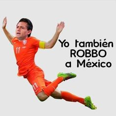 #memes #español #mundial2014 #brasil2014 #futbol #méxico #noerapenal #peñanieto