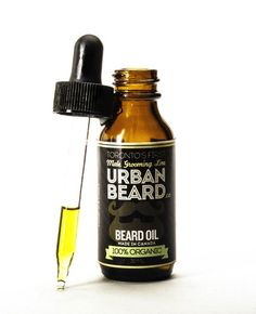 Rub a few drops into your beard daily to heal and repair your beard. Urban Beard oil helps keep the beard soft, healthy looking and smelling fresh. Our beard oil heals dry, flaky skin and prevents beard-dandruff.   Urban Beard Oil comes in a handy 30ml bottle with a dropper cap so that you can easily control the amount you use and it closes with a twist top to ensure there's no mess.