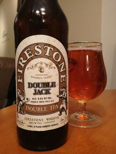 539. Firestone Walker Brewing Co - Double Jack Double IPA