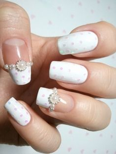 Holiday Nail Art Ideas 2011 - Satisfy your appetite for glittery glam manicure designs with the following holiday nail art ideas 2011. Sport the supersuave prints and patterns to wow your friends with a unique and scene-stealing look.
