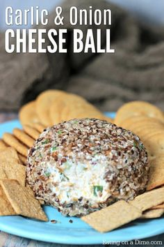 Garlic cheese ball recipe – Easy Garlic and onion Cheese ball recipe The best appetizer for the holidays: Try this simple Garlic cheese ball recipe. This entire family will love this Garlic and onion Cheese ball recipe. Garlic Cheese Ball Recipe, Cheese Ball Recipes, Cheese Ball Recipe Without Nuts, Best Appetizers, Appetizer Recipes, Simple Appetizers, Appetizers For Kids, Wedding Appetizers, Holiday Appetizers