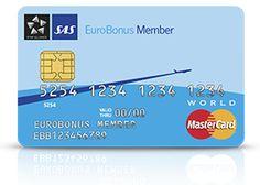 SAS   Mastercard Classic   EuroBonus Member