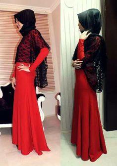 tesettür- uzun elbise-pelerin